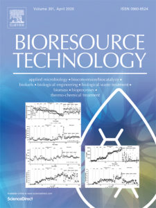 Bioresource Technology journal cover